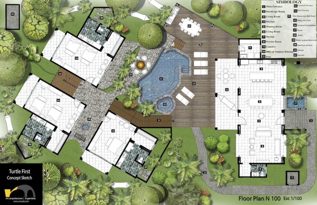 Turtles First_Floor plan